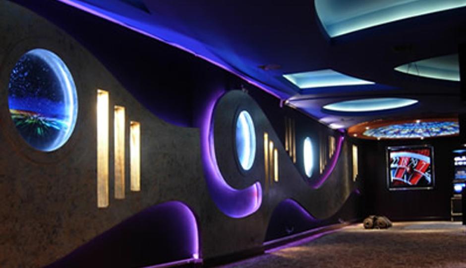 亚美尼亚赌场灯光工程